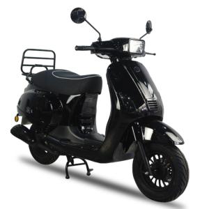 SK-X Metallic Zwart