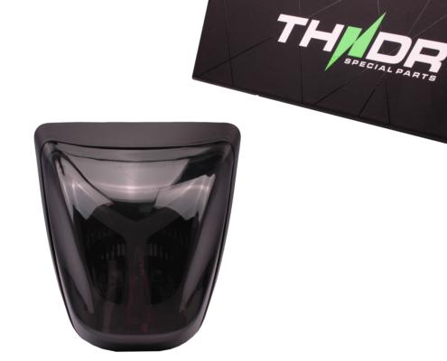 Achterlicht LED Tube THNDR Mat Zwart - Vespa Sprint